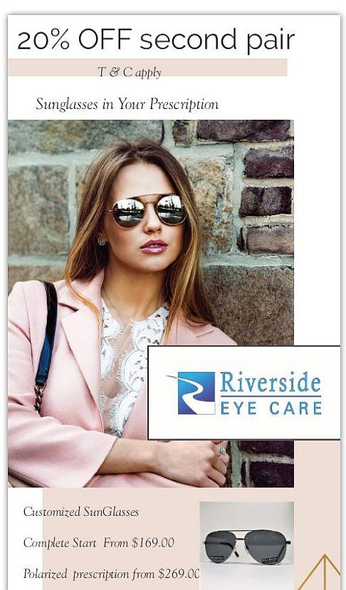 Sunglasses Promotion